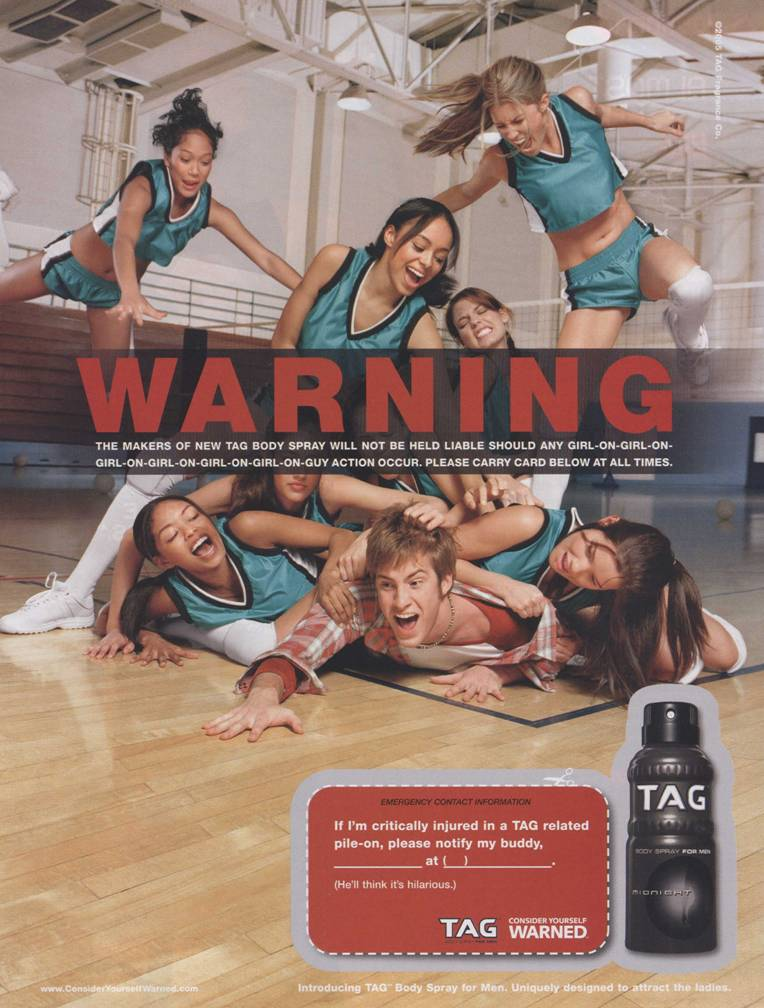womens bodies in sports ads essay